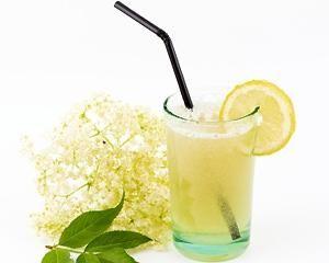 Elderflower cordial + Sparkling Water.... one of the best summer drinks