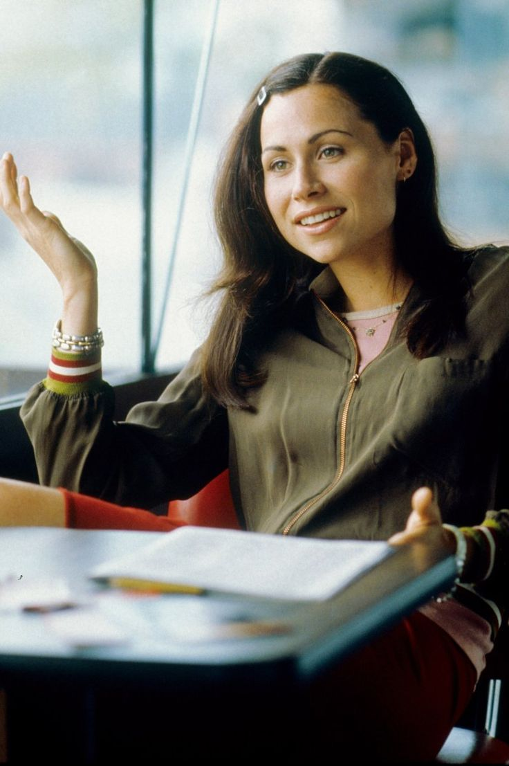 "Minnie Driver in ""Good Will Hunting"" (1997)"