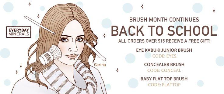 Natural Mineral Cosmetics | Mineral Makeup | 100% Vegan - EverydayMinerals.com