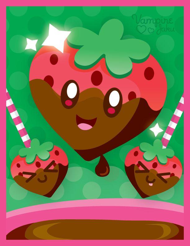 Choco Strawberry Lovers by VampireJaku.deviantart.com on ...