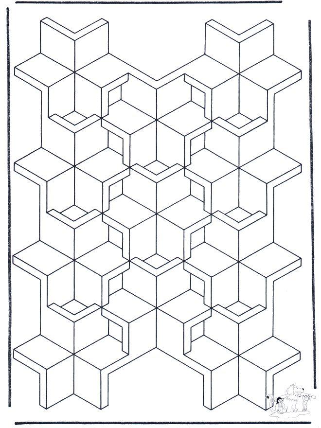 Geometric shapes 7