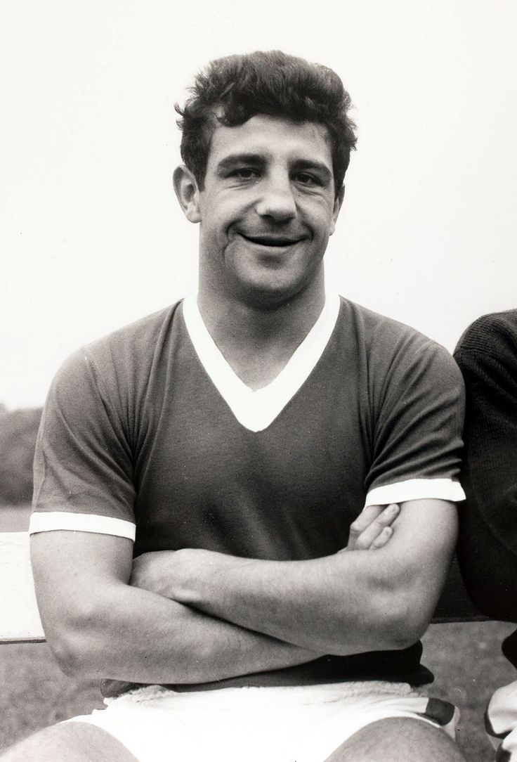 Alex Dawson won the FA Youth Cup with @manutd in 1955/56 and 1956/57.