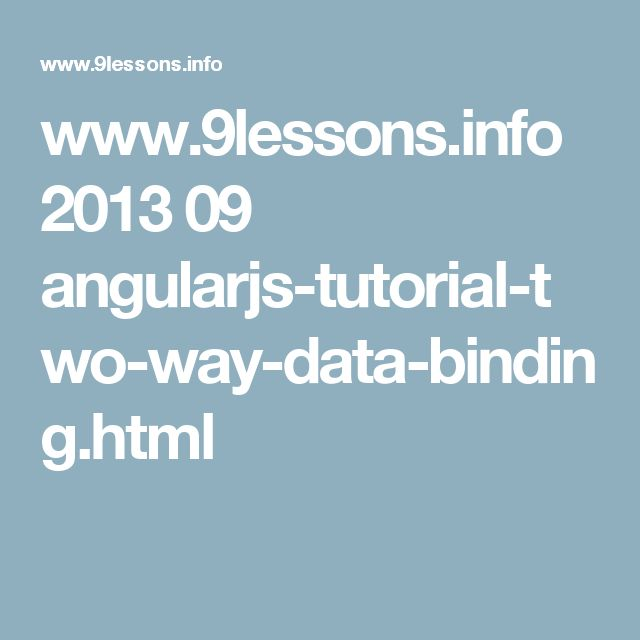 www.9lessons.info 2013 09 angularjs-tutorial-two-way-data-binding.html