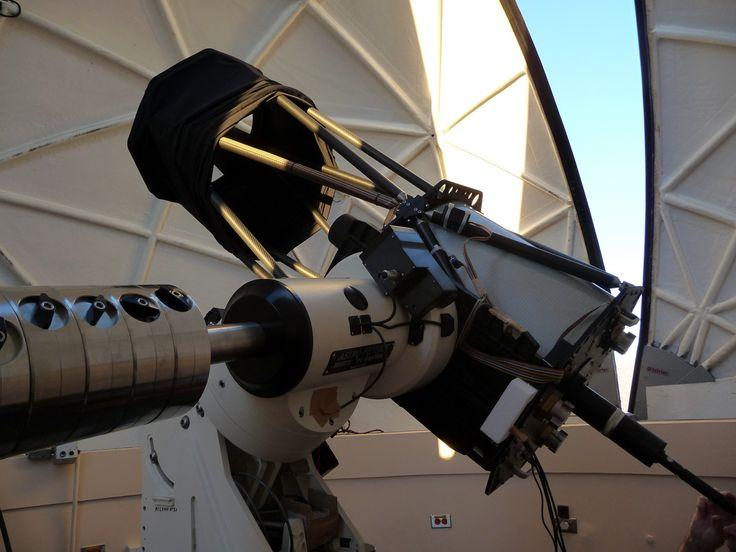 Telescopio chileno capta sorprendente supernova