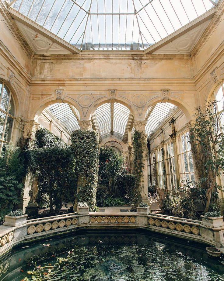 25 üppige geheime Gärten, Gewächshäuser und Gewächshäuser – tuba arslan