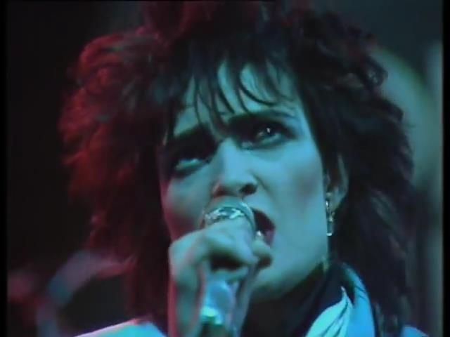 Siouxsie and the Banshees on OGWT 1978