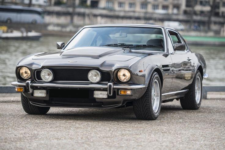 1984 Aston Martin V8 - LHD MANUAL SERIE IV OSCAR INDIA   Classic Driver Market