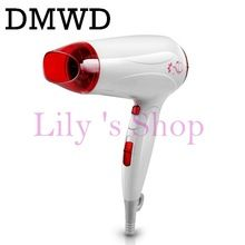US $12.26 Hot And Cold Wind blow Hair Dryer household electric Hairdryers portable Hair Blowers travel DC220V Styling tools EU US plug. Aliexpress product