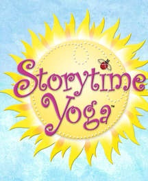 Live webcam Storytime Yoga Classes with the Queen of Bohemia start Feb. 21! Sign up for five classes and save!