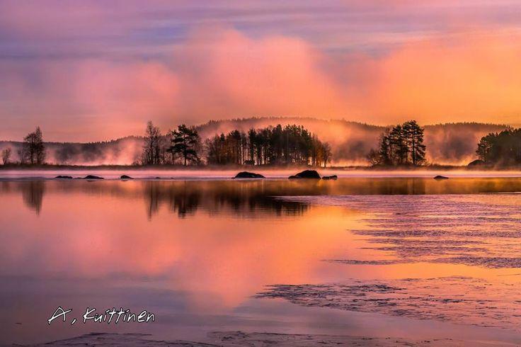 Katso, miten upealta Suomen luonto näyttää eri vuodenaikoina! – 29 kuvaa   Vivas