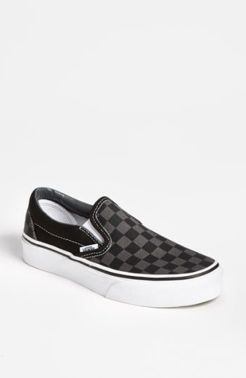 bdf1ef04266 New Vans 'Classic - Checker' Sneaker (Women) women shoes. [$49.95]  allshoppingideas Fashion is a popular style