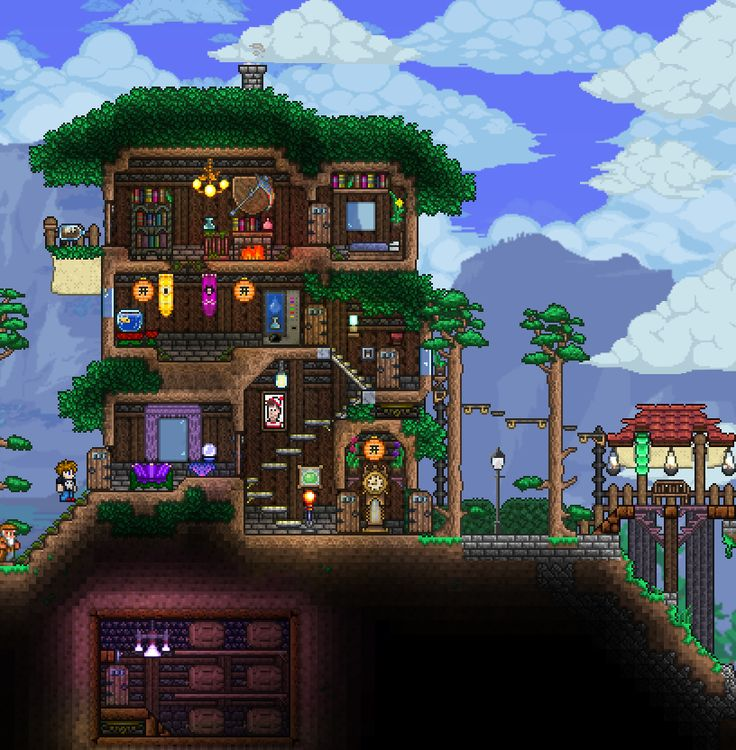 104 Best Images About Terraria On Pinterest