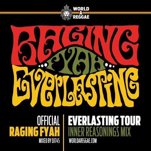 Raging Fyah Everlasting Tour Inner Reasoning  #DJ745 #DubRockers #Everlasting #EverlastingReasoning #interview #RagingFyah #RagingFyah