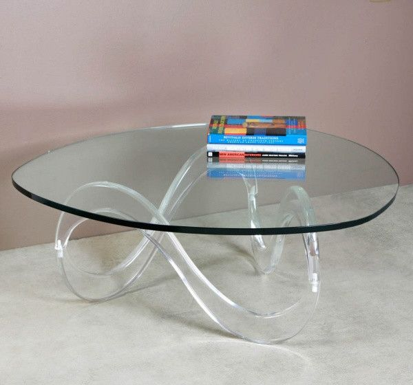 Interlude Acrylic Coffee Table: 319 Best Interlude Furniture