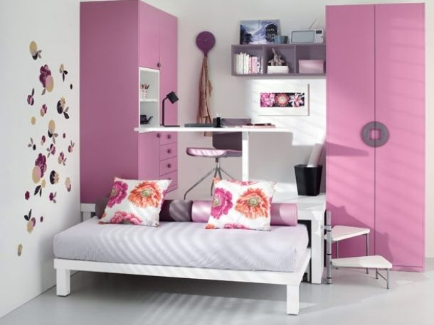 12 Cool and Modern Teen Room Ideas
