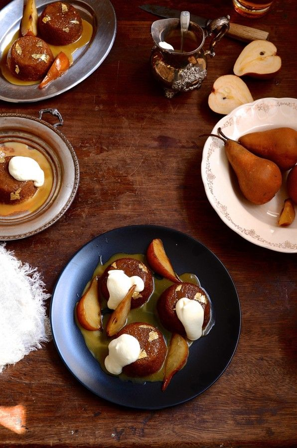 106 best south african heritage food recipes images on pinterest voted south africas favourite baked pudding caramel malva pudding with caramelised cognac pears forumfinder Images