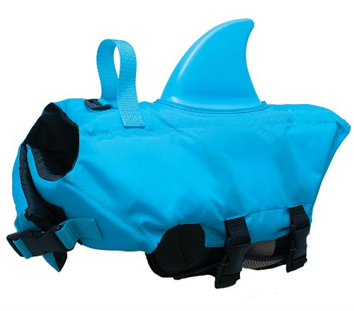 SHARK (life jacket for dogs)!!! Omg these are awesomely hilarious! !