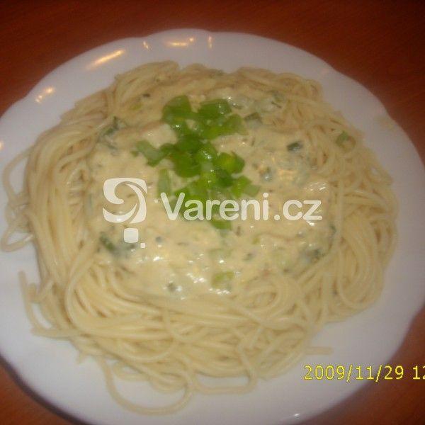 Rychlá omáčka na špagety recept - Vareni.cz