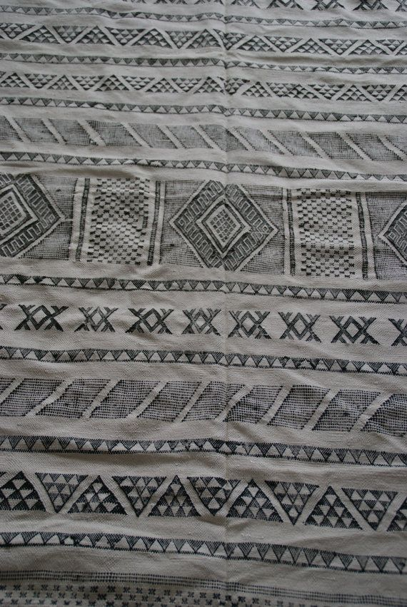 Original handmade vintage Kilim/Kelim kleed/ Rug / door janenjacob