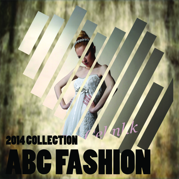 CD Cover - ABC Fashion by Joyce Guo