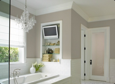 Paint Color Fine Grain By Dunn Edwards I Love This Color Home Ideas P