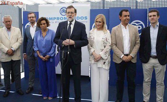 El PP acusa al PSOE de «connivencia» con los abogados que interrogaron a Rajoy