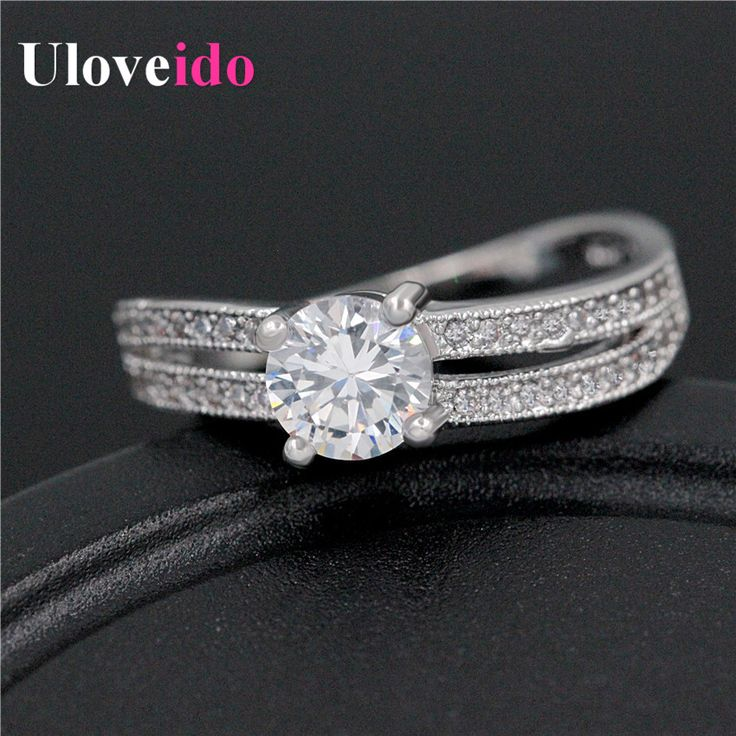 Find More Rings Information about Vintage Double Rows Rhinestones Wedding Ring For Women Austrian Crystal Jewelry Bague Weekend Deals Bijoux Anillos Ulove WX025,High Quality jewelry circle,China jewelry couture Suppliers, Cheap jewelry professional from D&C Fashion Jewelry Buy to Get a Free Gift on Aliexpress.com