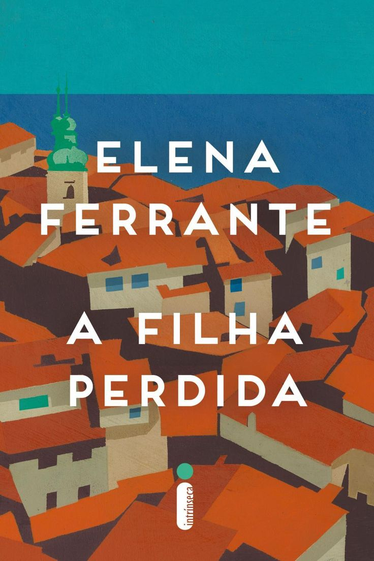 Elena Ferrante Brazilian Edition Designed By Angelo Bottino