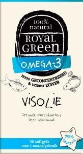 Visolie van Royal Green