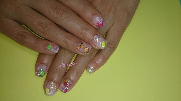 Cocktail nails