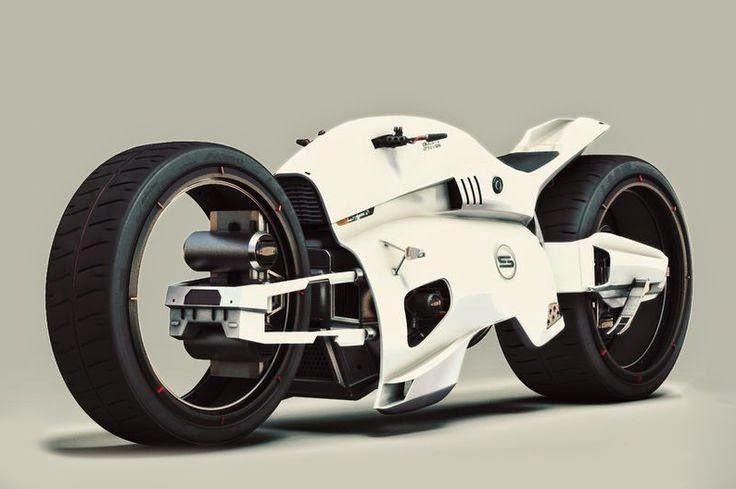 #Ducati #Draven #Concept #Tron #bike #LetsGetWordy
