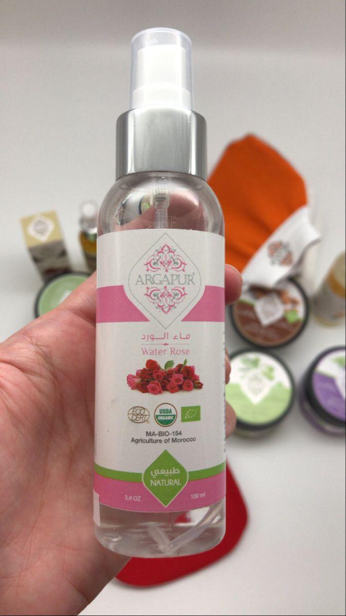 ماء الورد المغربي العضوي Wine Bottle Rose Wine Bottle Bottle