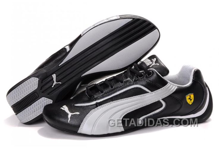 http://www.getadidas.com/mens-puma-ferrari-694-black-white-super-deals.html MENS PUMA FERRARI 694 BLACK WHITE SUPER DEALS Only $74.00 , Free Shipping!