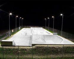 ausln skatepark by atelier peekaboo