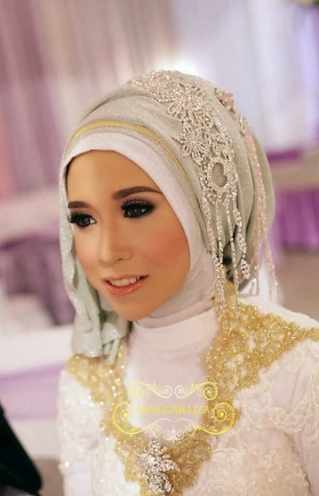 Live. Love. Laugh: Jilbab Pengantin Syar'i