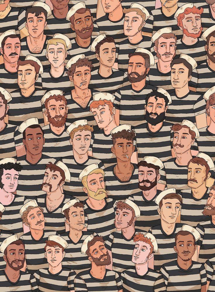 Boys, Ahoy! by Rory Midhani