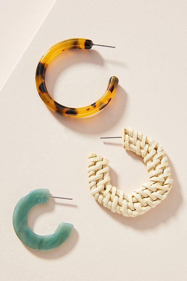 Beach Day Earrings