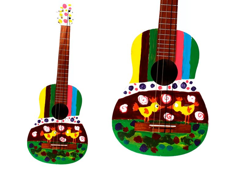 Guitarrillos Catálogo de Productos - Artesanías de Colombia