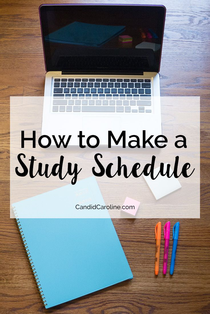 Steps for Strong Time Management for College Students
