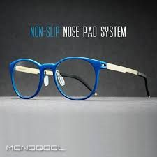 Screwless hinges made possible only by 3D technology, with no concern to loose screws,tightened procedures or general discomfort. Danish glasses are super adjustable screwless and flexible design invented for a perfect comfortable fit.