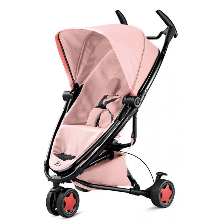 Quinny Zapp Xtra 2 Q Design Miami Pink Pastel (New 2015)