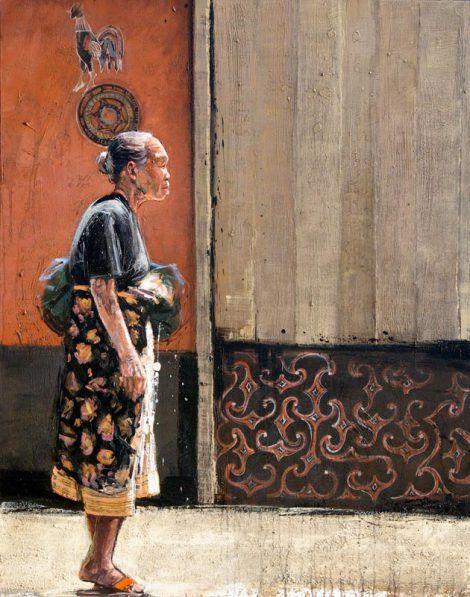 Femme Toraja (Toraja Woman) ⓒ Emmanuel Michel - @ Fresh and Bold
