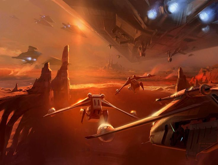 Star Wars Through The Ages Day 22: Original Battle of ...