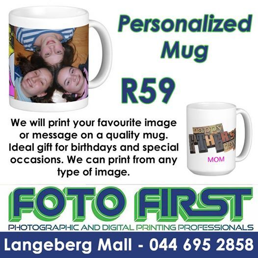 #FathersDay is fast approaching and what better way to show your gratitude than a personalized mug? You only wait two days for your beautiful design. Hurry and place your order now.
