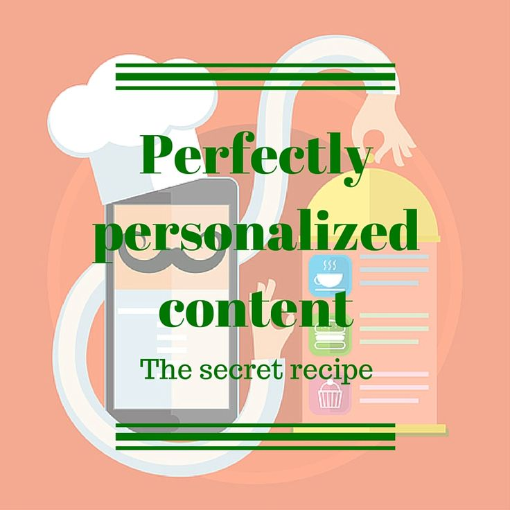 Regarding Adobe and Econsultancy's survey 52% of digital marketers thinks that the ability to personalize web content might be fundamental to their online strategy. Here you will find a recipe for a perfectly personalized content. #CRMfroMobile #MobileMarketingAutomation #MobileMarketing #MarketingAutomation #personalized #content