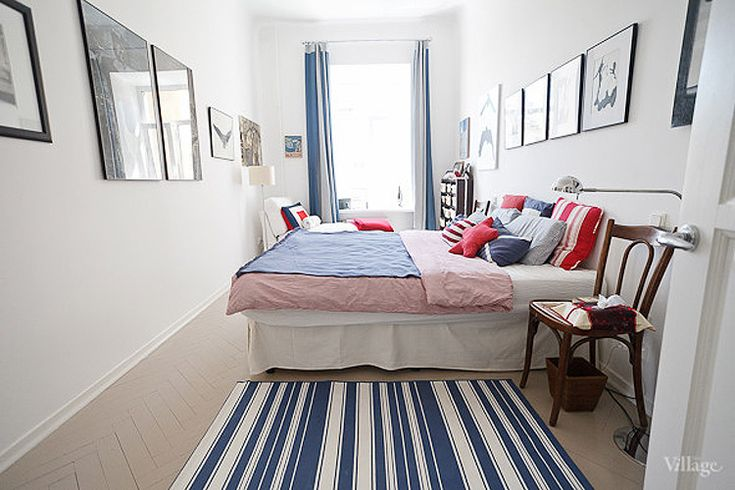 17 Best Images About Narrow Bedroom On Pinterest