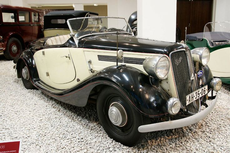 Praga Lady - 1936