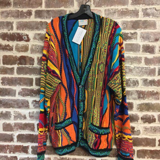 6b42767653d Vintage 90s Coogi sweater. Excellent condition. Fits L XL - Depop ...