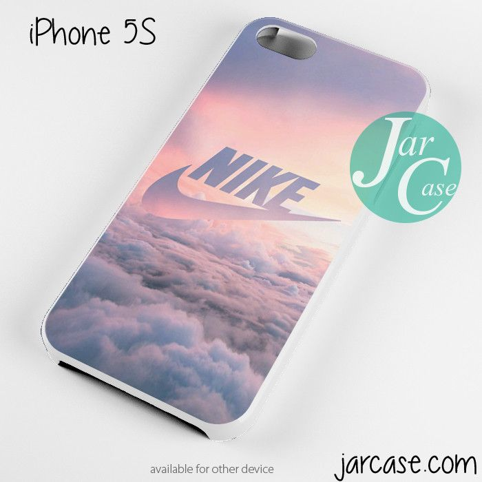 Nike in Cloud Phone case for iPhone 4/4s/5/5c/5s/6/6 plus