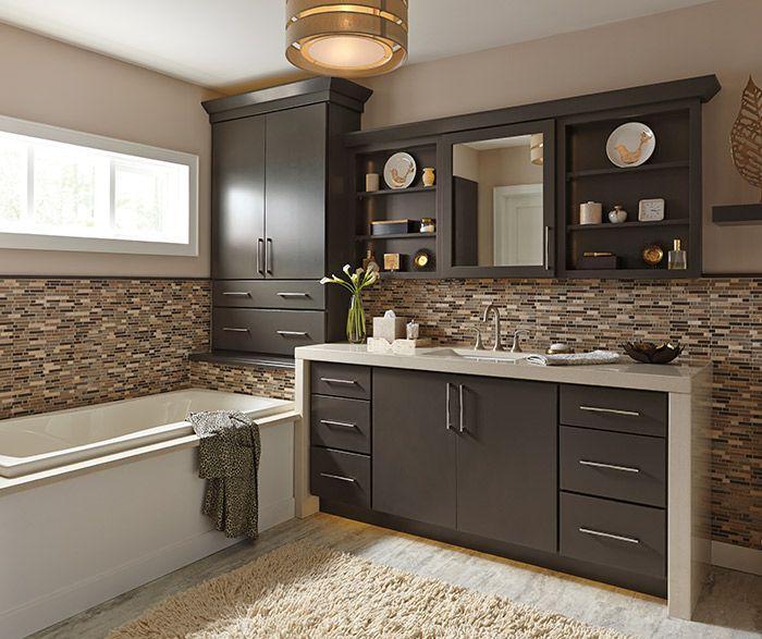 Kitchen Cabinets In Bathroom 83 best bathroom cabinets images on pinterest | bathroom cabinets